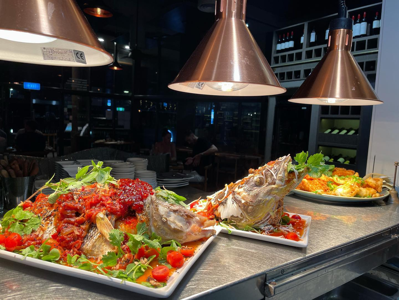 ochre restaurant best seafood in cairns