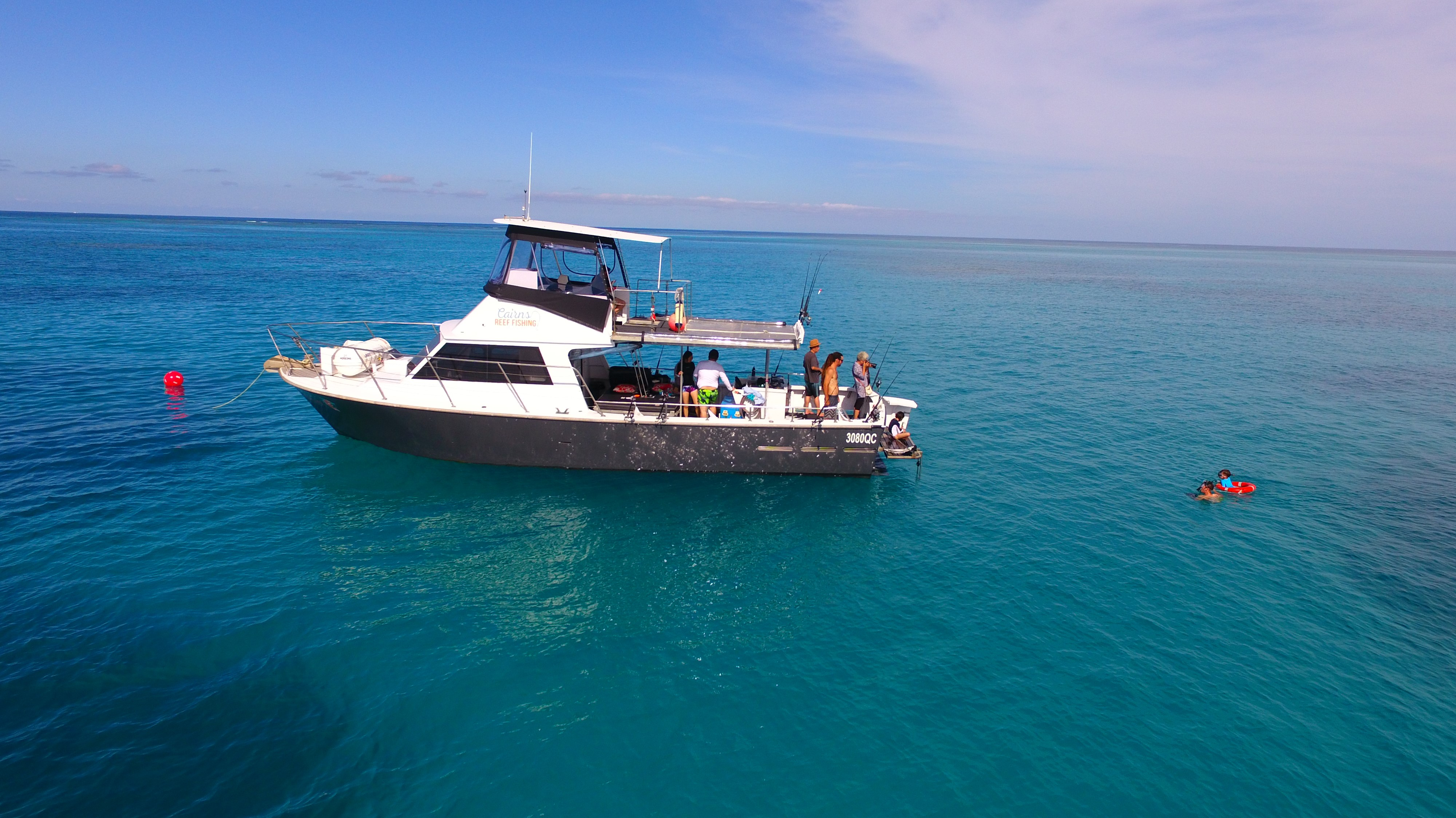 reef fishing in cairns