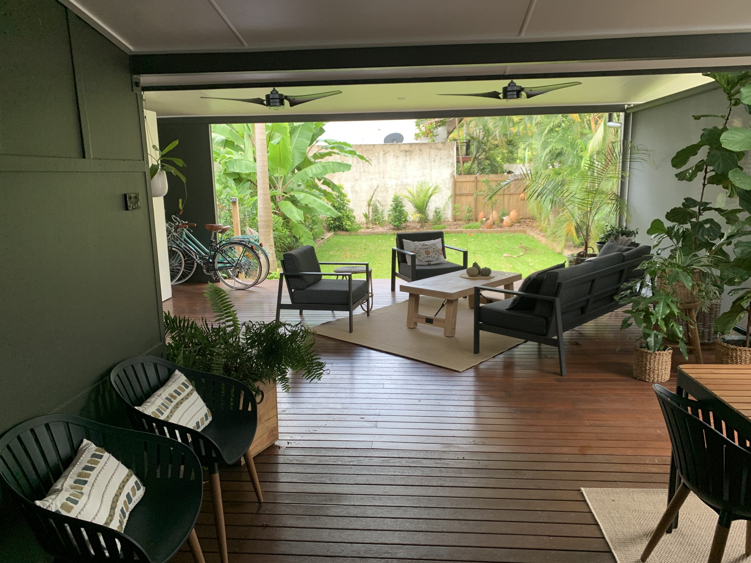 holiday rentals cairns